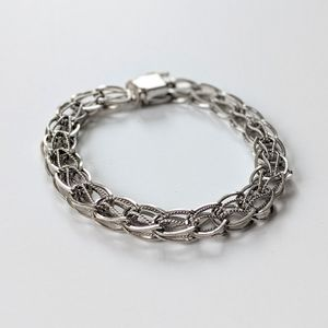 Jewelry - G3 Sterling Silver Charm Bracelet